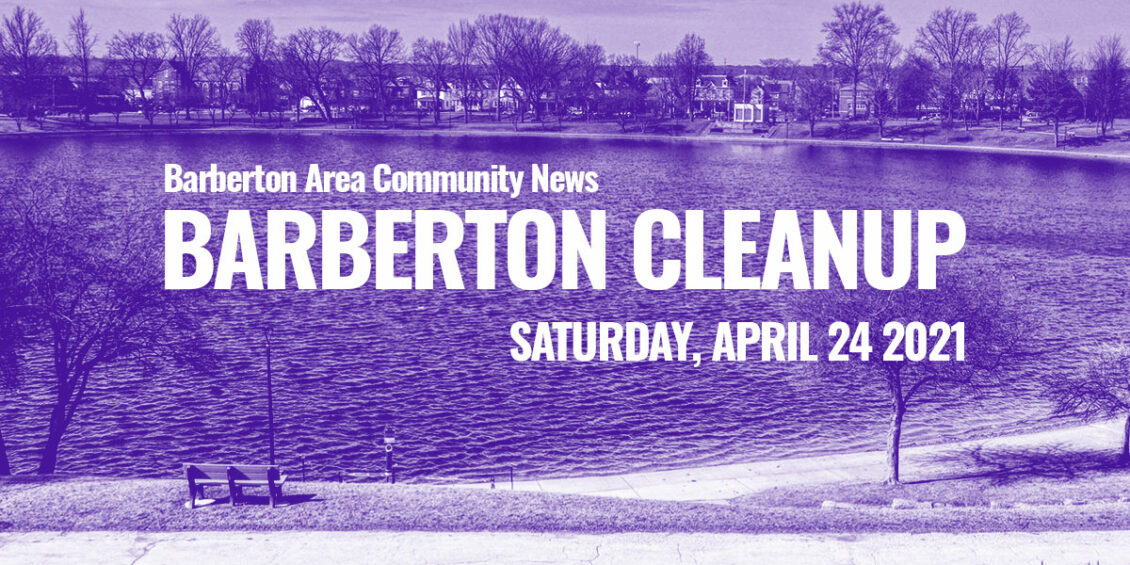 2021 City of Barberton Cleanup Day